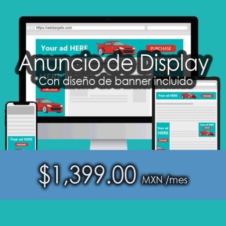 anuncio display banner mexico